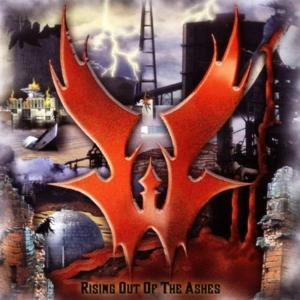Warlord - Rising Out Of The Ashes - 4369
