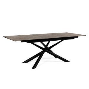 Τραπέζι επεκτεινόμενο Seyfert 160-220x90x76h 0731230 Bizzotto - 28286