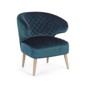 Καρέκλα Pertrand Blue-Green 0748139 Bizzotto - 28461