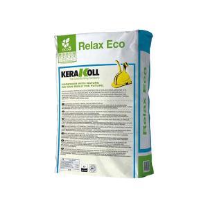 Κόλλα πλακιδίων Relax Eco Λευκό 25kg Kerakoll - 25010