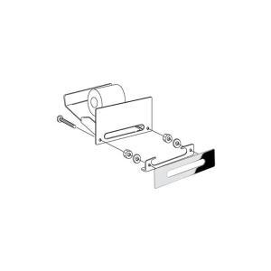 Χαρτοθήκη τοίχου εντοιχιζόμενη Hotellerie A04270CR Inda - 23236
