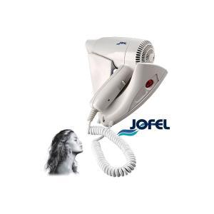 Σεσουάρ μαλλιών 3 θέσεων 1400w με βάση τοίχου AB65000 Jofel - 23471