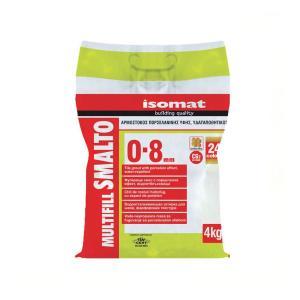 Αρμόστοκος Λευκό Multifil 1-8 Isomat 4kg - 25002