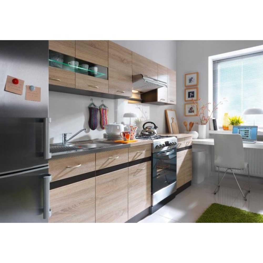 Πακέτο Κουζίνας Junona 240 Dab Sonoma BRW