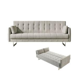 Καναπές 3θέσιος-κρεβάτι ύφασμα Rudy - 23957