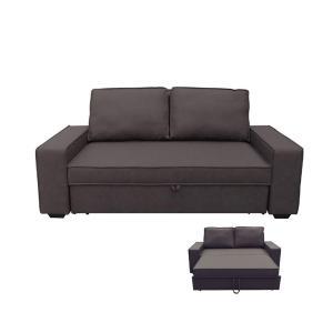 Καναπές-κρεβάτι nabuk Alison - 23880