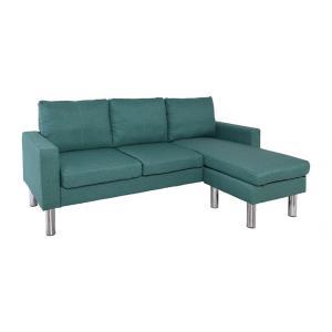 Καναπές γωνία αναστρέψιμος Reverse - 24030