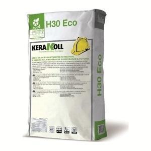 Κόλλα πλακιδίων H30 Eco Λευκό 25kg Kerakoll - 25064