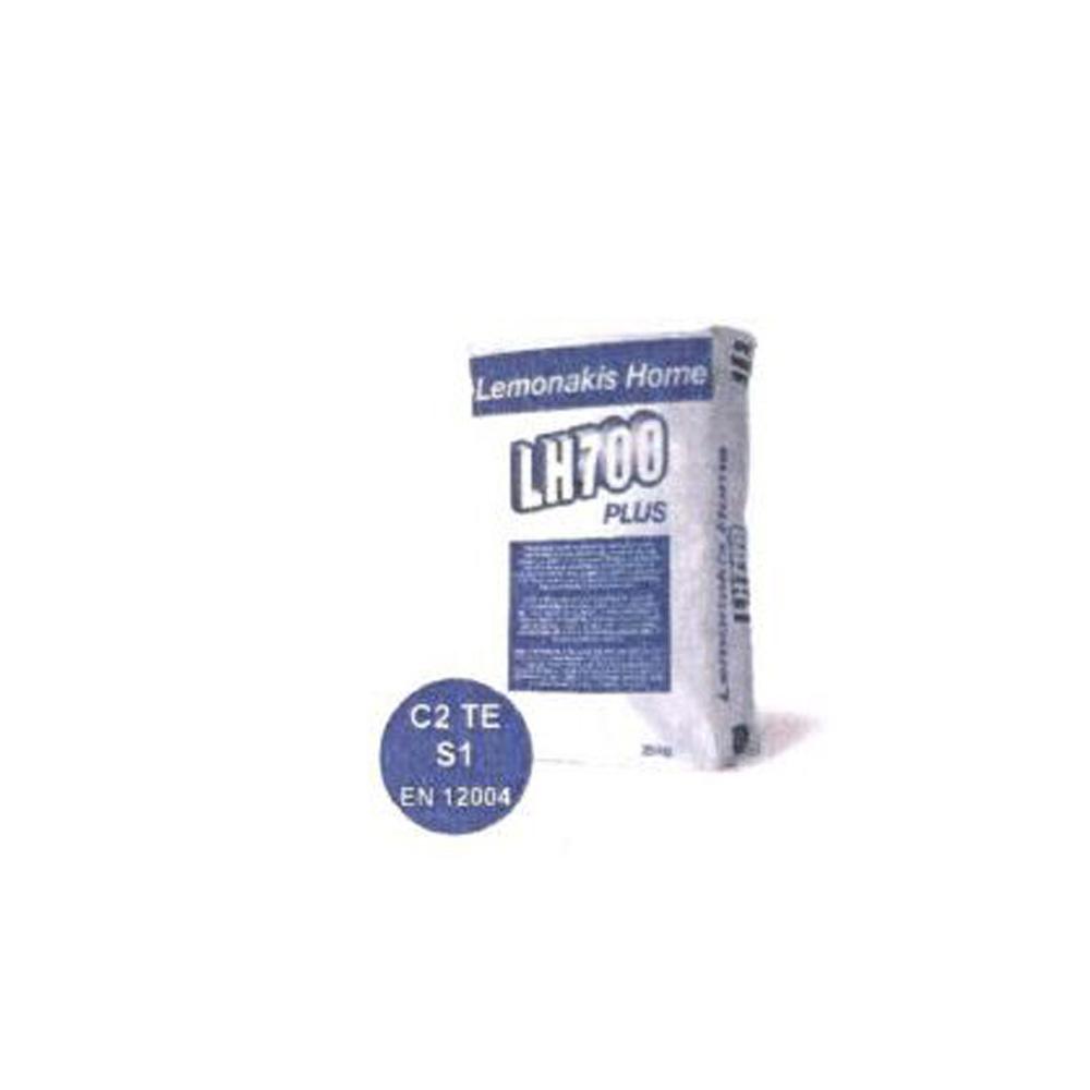 Κόλλα πλακιδίων Plus White LH700 C2 TES1 25kg Kerakoll