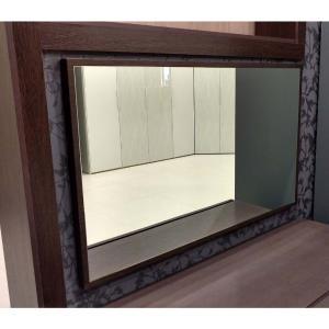 Καθρέπτης 120x70 Lini Rovere Moro Caccaro - 25356