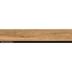 Πλακάκι 20x120 Tiberwood Brown 1ης Διαλογής Qsec - 25342