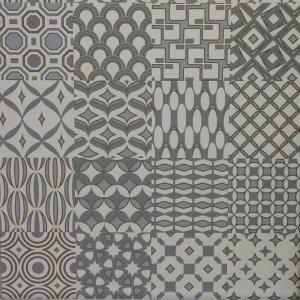 Πλακάκι 60x60 Cini Grey 1ης διαλογής Hitit - 23660