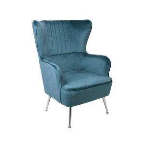 Πολυθρόνα ύφασμα velure Croma - 25411