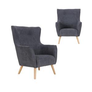 Πολυθρόνα ύφασμα Dalia - 25455