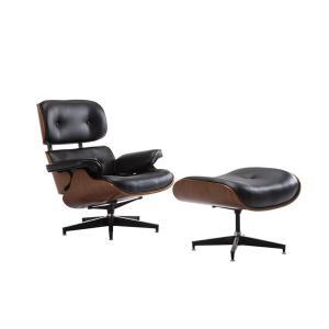 Πολυθρόνα με σκαμπώ pu Relax - 23783