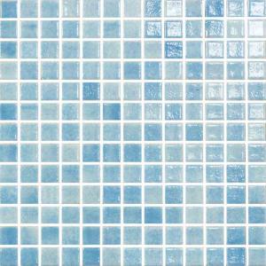 Ψηφίδα 2,5x2,5 Loto Azul Celeste Niebla 1ης Διαλογής Armonie - 23647