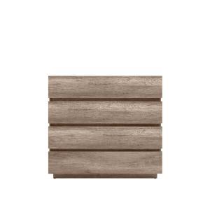 Συρταριέρα Anticca 103x46x95 BRW - 23868