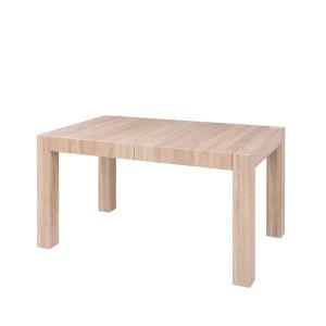 Τραπέζι επεκτεινόμενο 140-190x85x77h Resten Brw - 24933