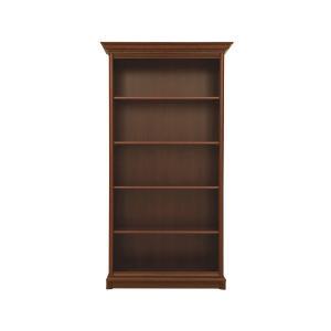 Βιβλιοθήκη Kent 110x43x204,5 Brw - 23896