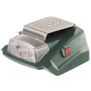 Metabo Αντάπτορας μπαταρίας PA 14.4-18 LED-USB (600288000)