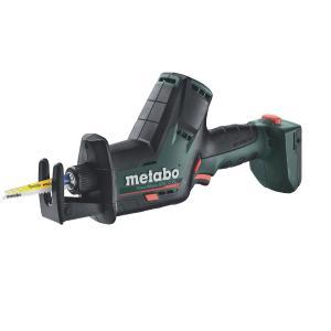 Metabo 12 Volt Σπαθοσέγα Μπαταρίας PowerMaxx SSE 12 BL (602322890)