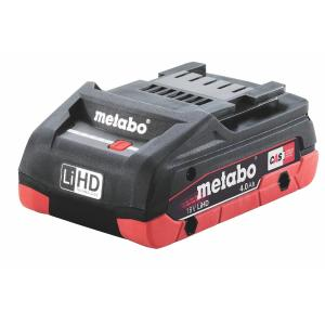 Metabo Μπαταρία 18V / 4.0 Ah LiHD (625367000)