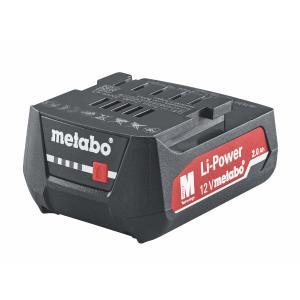 Metabo Μπαταρία 12V / 2.0 Ah (625406000)