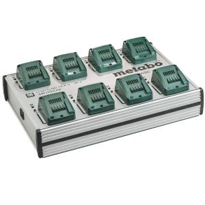 "Metabo Επιτραπέζιος Φορτιστής ASC MULTI 8 14.4-36V ""AIR COOLED"" EU (627291000)"