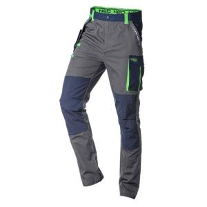 NEO TOOLS WORK TROUSERS 100% COTTON RIPSTOP (81-227)