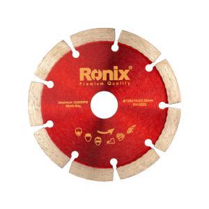 RONIX ΔΙΑΜΑΝΤΟΔΙΣΚΟΣ ΞΗΡΑΣ ΚΟΠΗΣ ΠΛΑΚΙΔΙΩΝ ΓΡΑΝΙΤΗ 125mm (RH-3525)