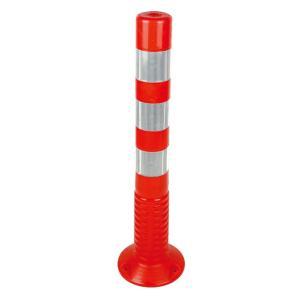 INOX KISS ΚΟΛΩΝΑΚΙ ΣΗΜΑΝΣΗΣ 75cm ΕΥΚΑΜΠΤΟ PU (SAF75PU)