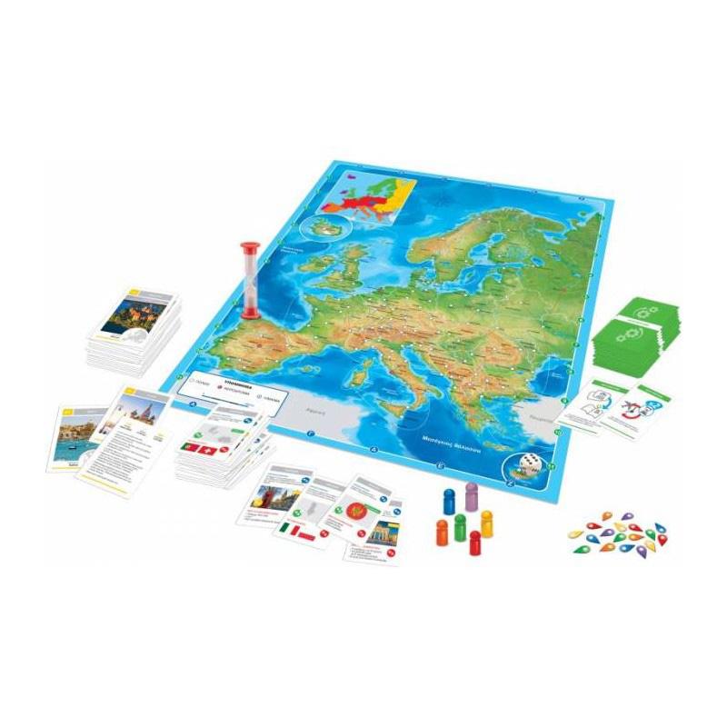 Desyllas Games Ταξιδεύοντας Στην Ευρώπη V2