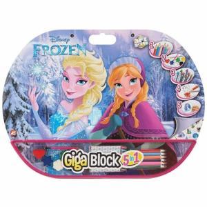 AS Company Σετ Ζωγραφικής Giga Blocks 5 in 1 Frozen 2 (1023-67222)