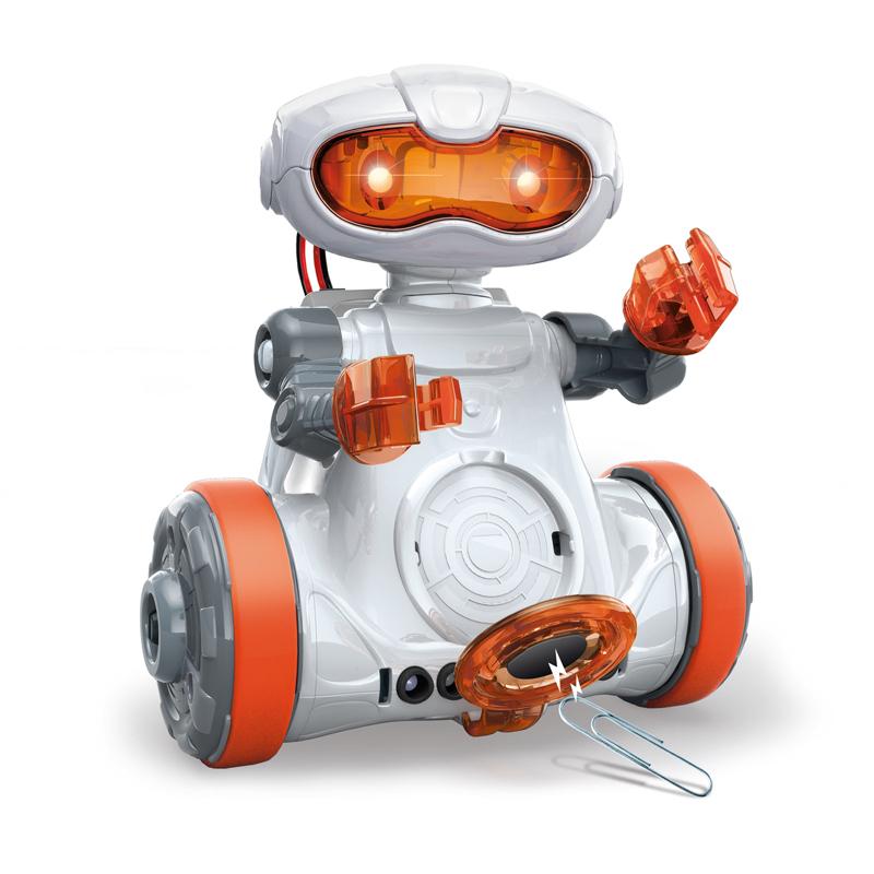 Clementoni Μαθαίνω & Δημιουργώ Εργαστήριο Ρομποτικής Mio Robot Next Generation 1026-63527