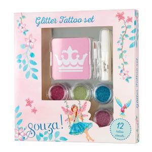 Souza Glitter tattoo set