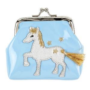Souza Γαλάζιο Πορτοφολάκι Marith με άλογο 105626