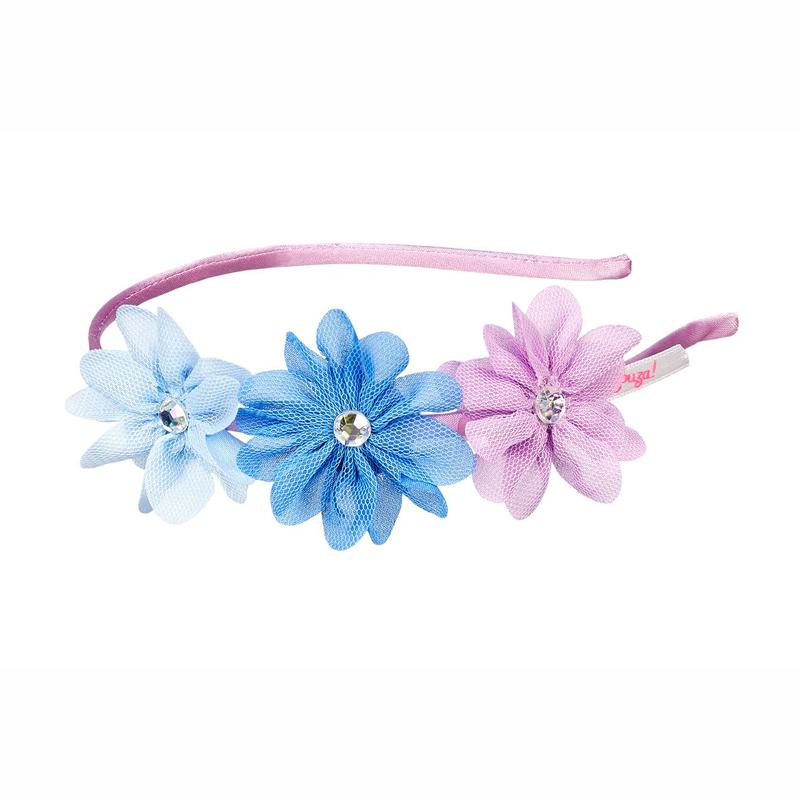 Souza Στέκα Μαλλιών Carine με λουλούδια 105682
