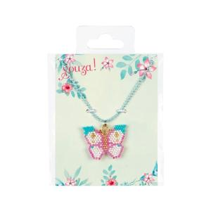 Souza Giftpack Κολιέ Butterfly 105729