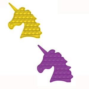 Gama Brands Pop it Bubble's fidget Unicorn