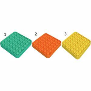 Pop Bubble Τετράγωνο - 3 Σχέδια 11290045