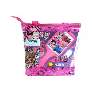 Markwins L.O.L. Surprise Tote Bag Makeup Set For Kids Trendy Τσάντα Ομορφιάς 1482225E