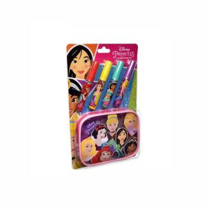 Markwins: Disney Princess Lip Gloss & Pouch Set 1580156E