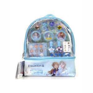 Markwins Frozen Beauty Backpack Makeup Colourful Backpack Σακίδιο Ομορφιάς 1580182E