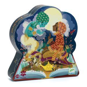 Djeco Παζλ Aladdin 24τμχ (176-07281)