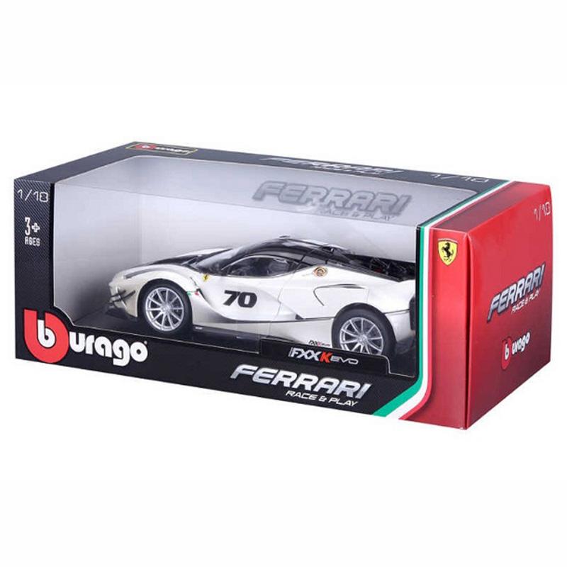 Bburago 1:18 Ferrari FXX-K EVO 18-16012