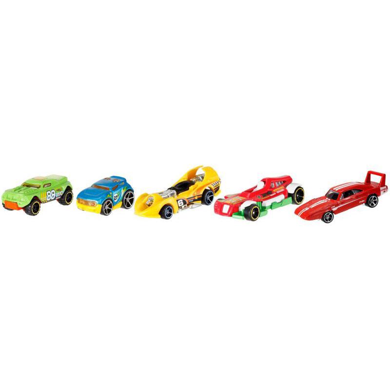 Mattel Hot Wheels Αυτοκινητάκια Σετ Των 5 (1806)