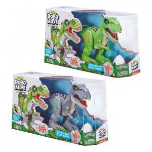 AS Company Zuru Robo Alive Δεινόσαυρος Πράσινος Αυγό Slime