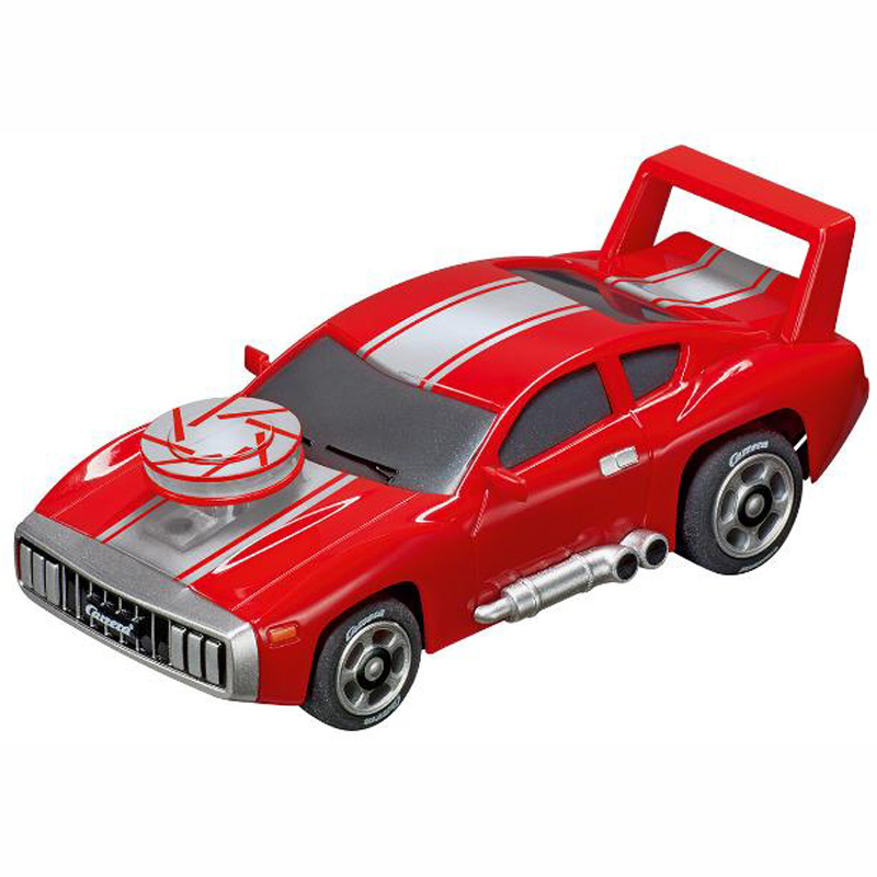 Carrera Αυτοκινητόδρομος Go Smoking Tires Slot Racing System 1:43 20062497