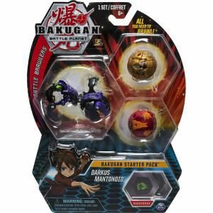 Spin Master Bakugan Starter Pack Darkus Mantonoid 20104024
