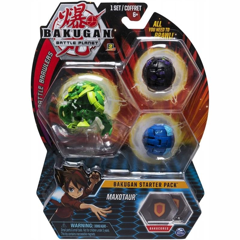 Spin Master Bakugan Starter Pack Maxotaur 20104025